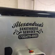 trailer decal