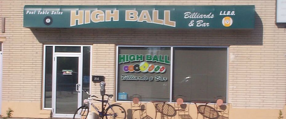 highball building signs